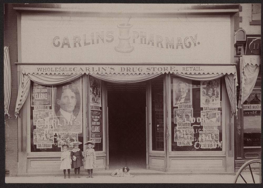 Carlin's Drug Store, Salina, Kansas - 2