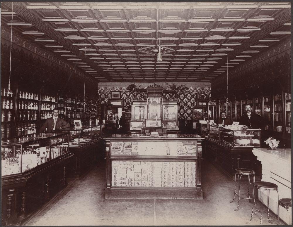 Carlin's Drug Store, Salina, Kansas - 3