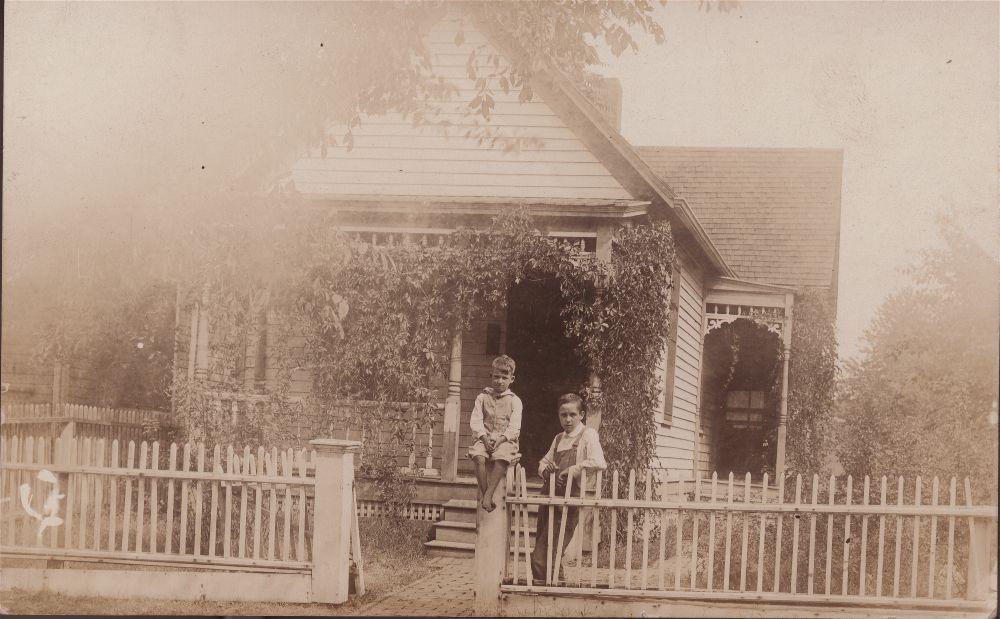 George Pine Crippen residence, Topeka, Kansas