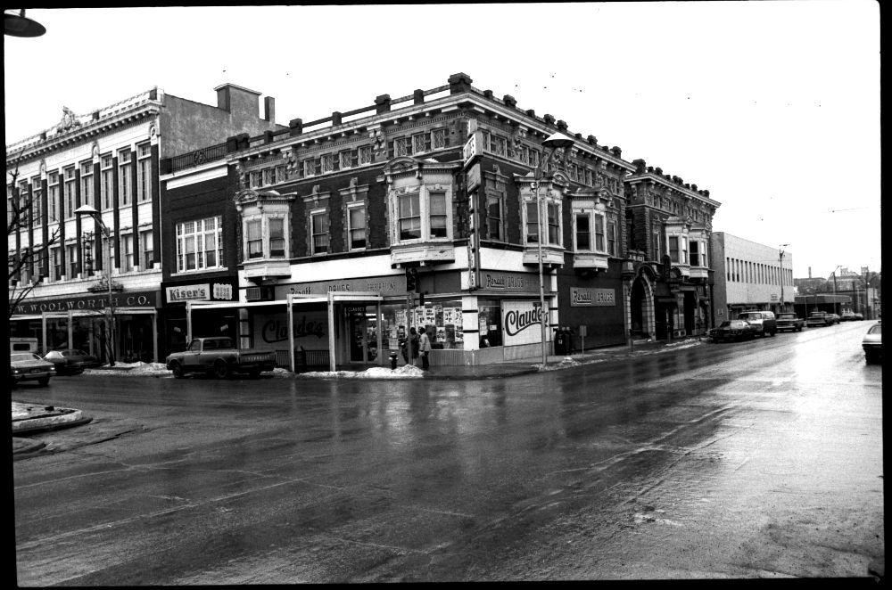 Street Scene, Leavenworth, Kansas