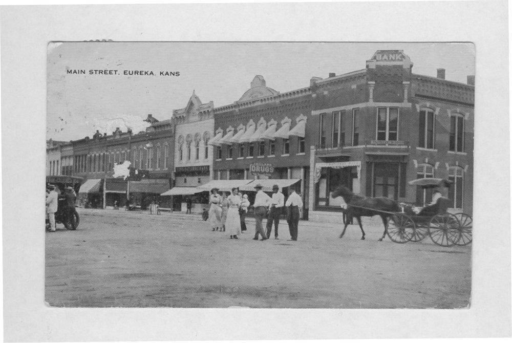Main Street, Eureka, Kansas