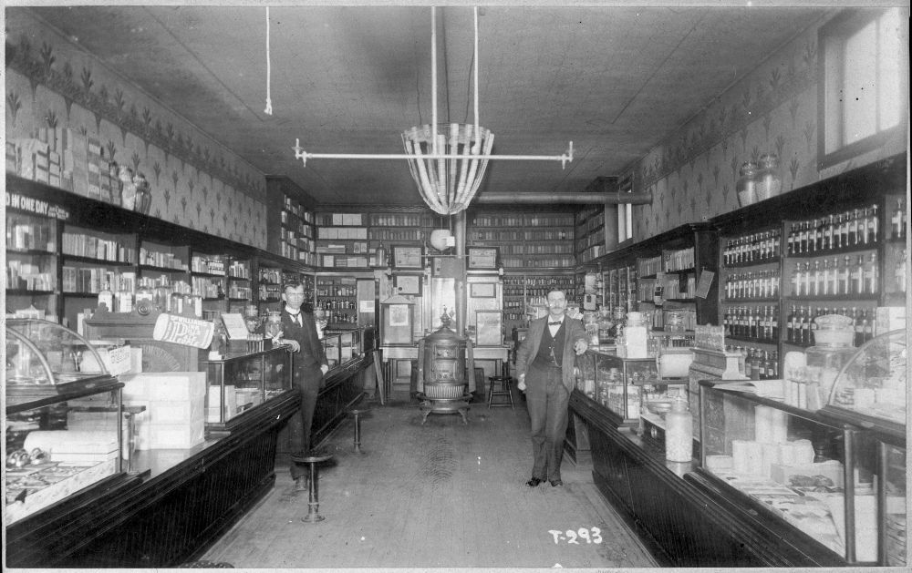 William Henry Wilson Drug Store, Topeka, Kansas