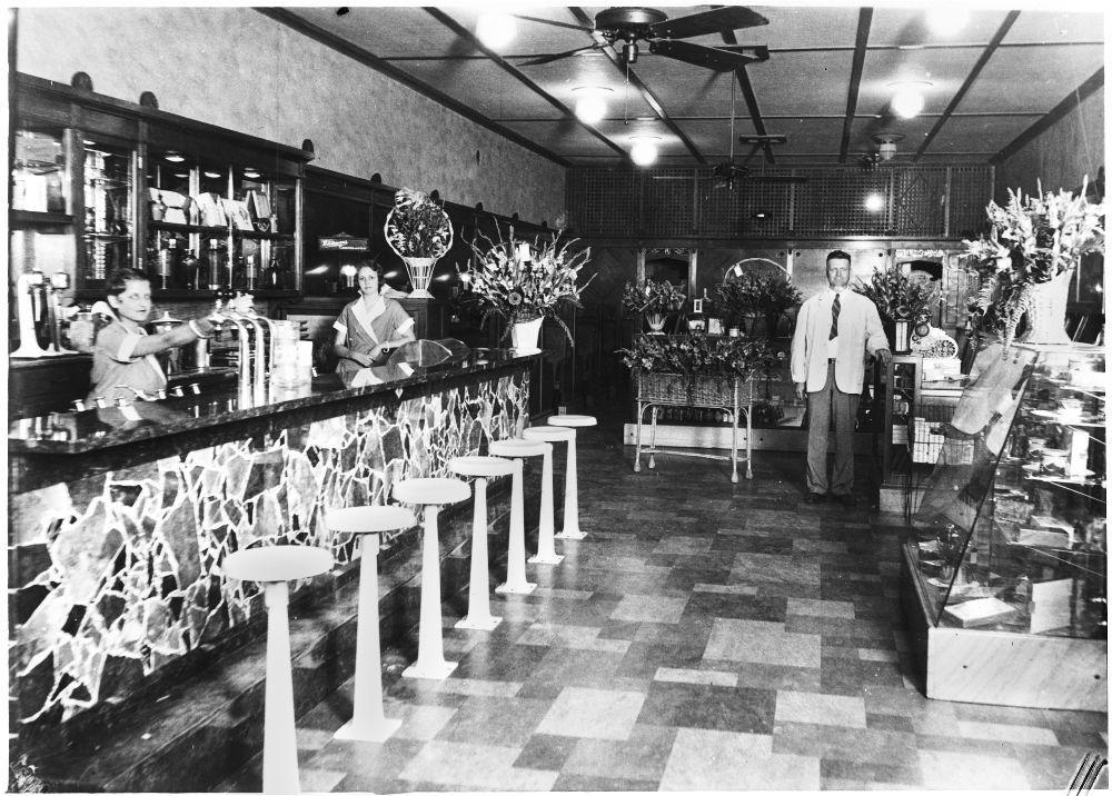 City Drug Store, Fredonia, Kansas