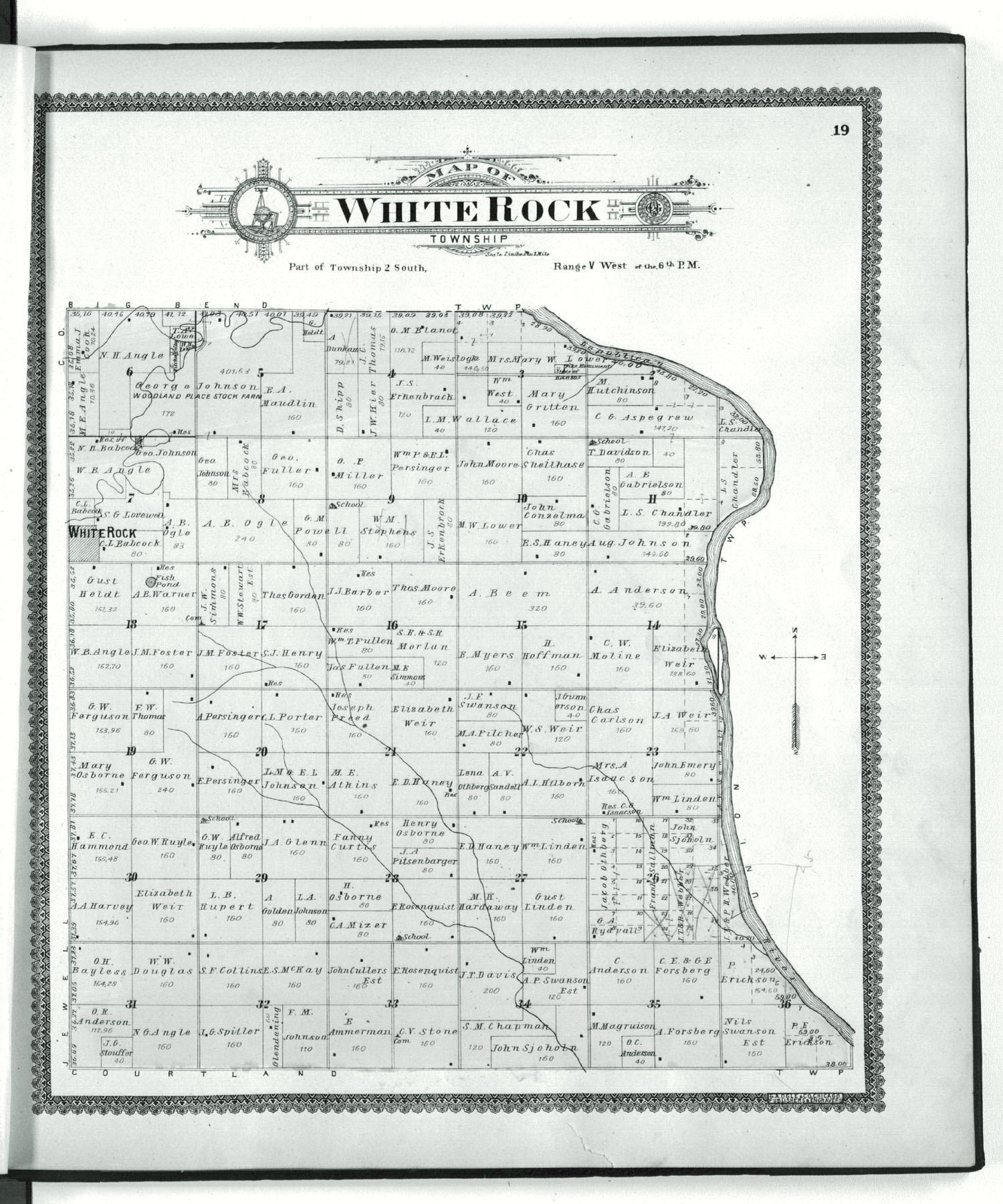 Standard atlas of Republic County, Kansas - 19