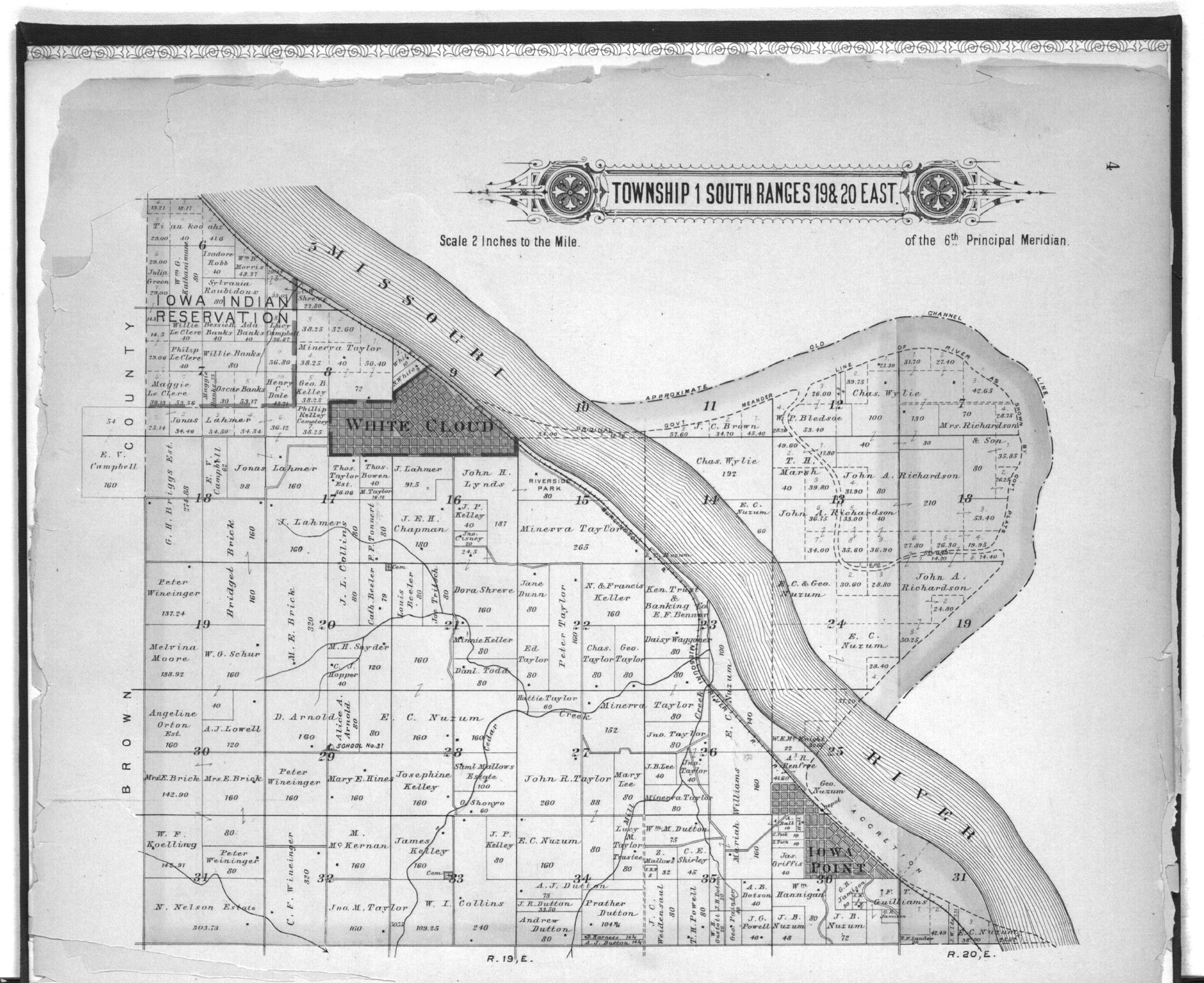 Plat book of Doniphan County, Kansas - 4
