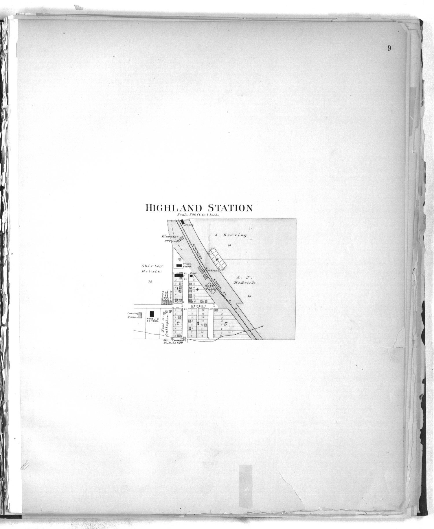 Plat book of Doniphan County, Kansas - 9