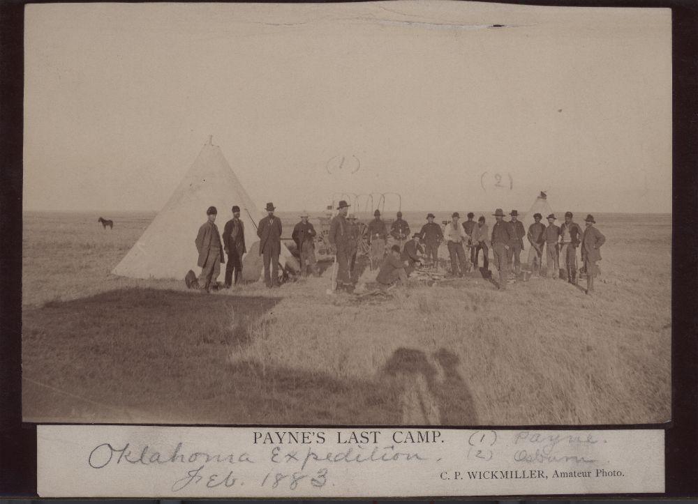 David L. Payne expedition