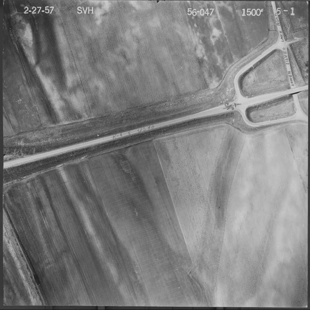 Aerial views of Topeka and Shawnee County, Kansas - 1