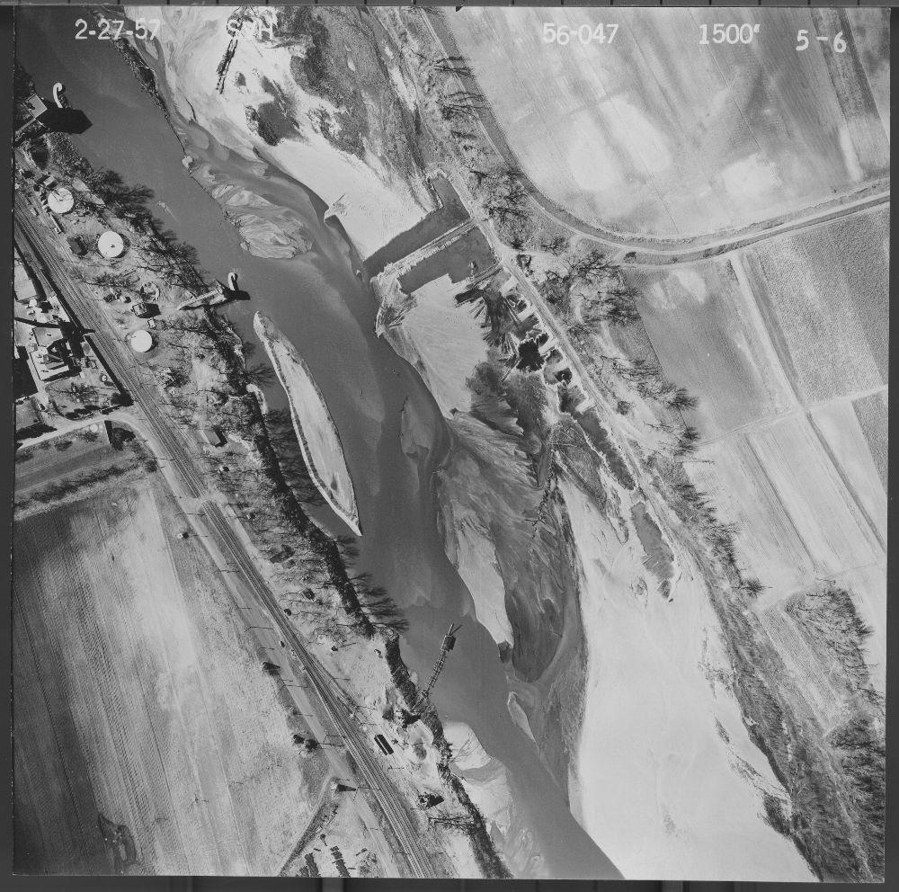 Aerial views of Topeka and Shawnee County, Kansas - 6