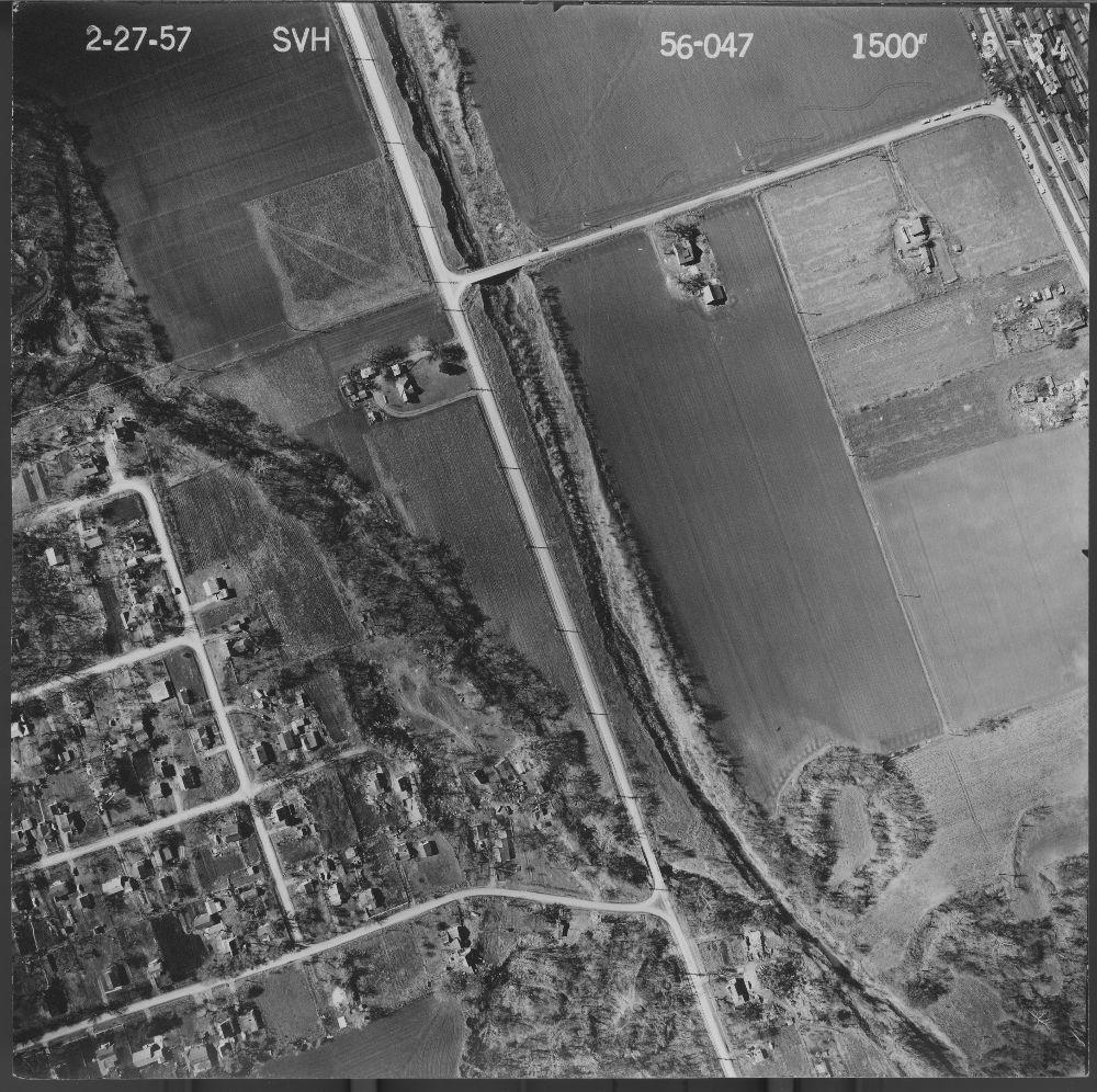 Aerial views of Topeka and Shawnee County, Kansas - 34