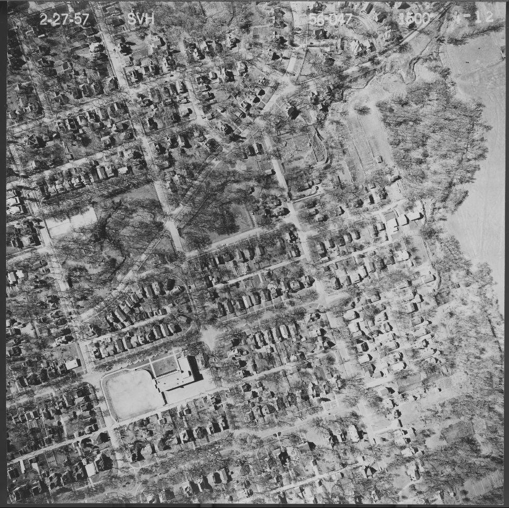 Aerial views of Topeka and Shawnee County, Kansas - 12