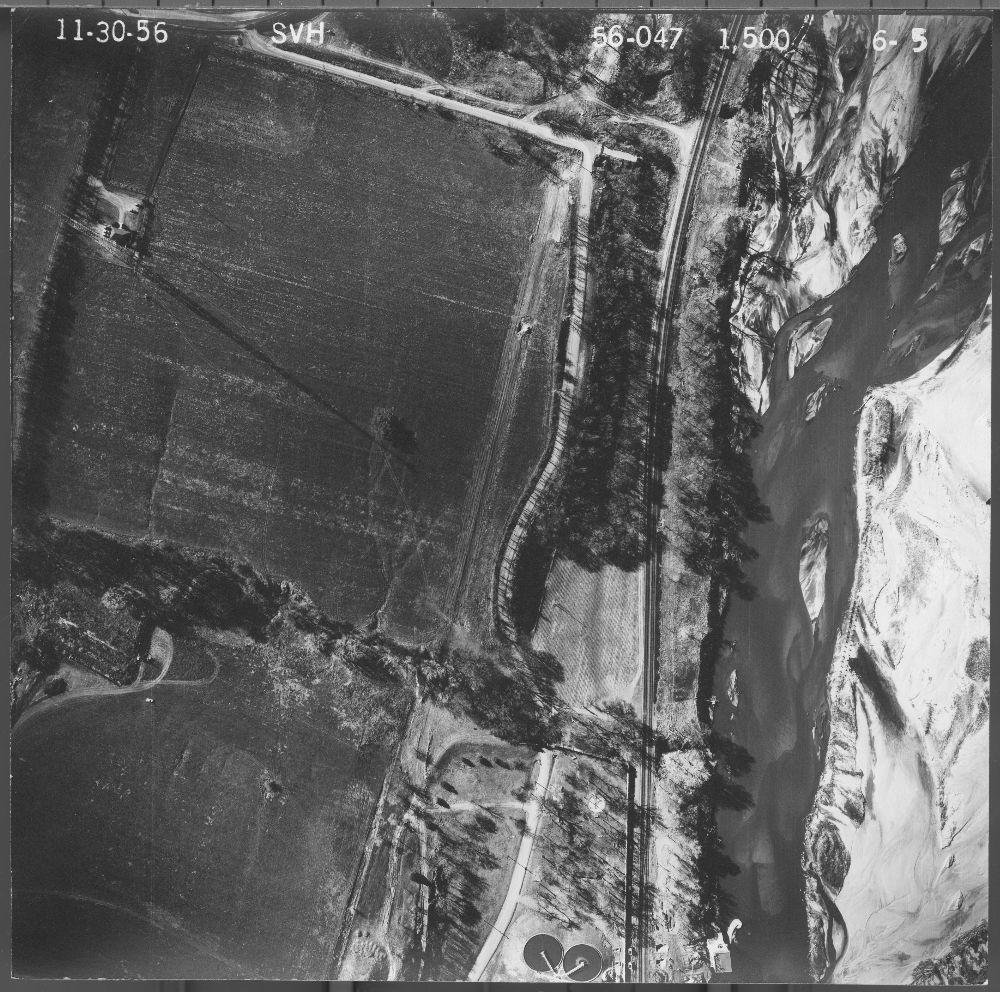 Aerial views of Topeka and Shawnee County, Kansas - 5