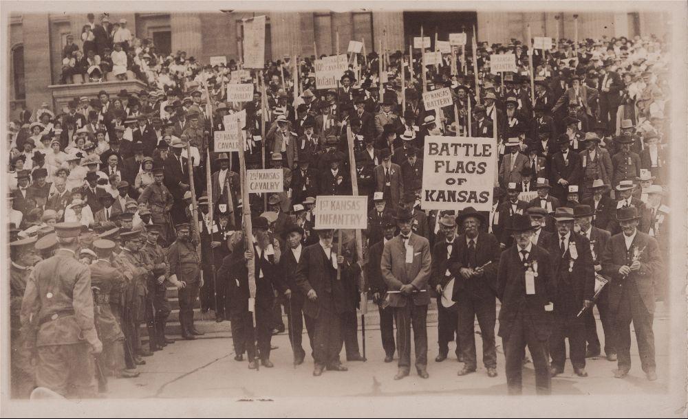 Grand Army of the Republic, Topeka, Kansas