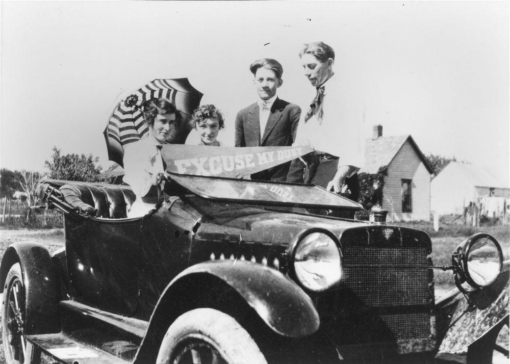 Saxton Automobile, Sedgwick County, Kansas
