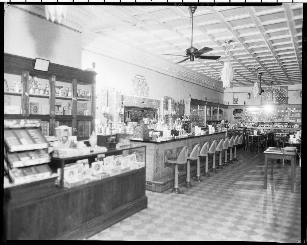 A and B Drug Company, Marysville, Kansas - 2