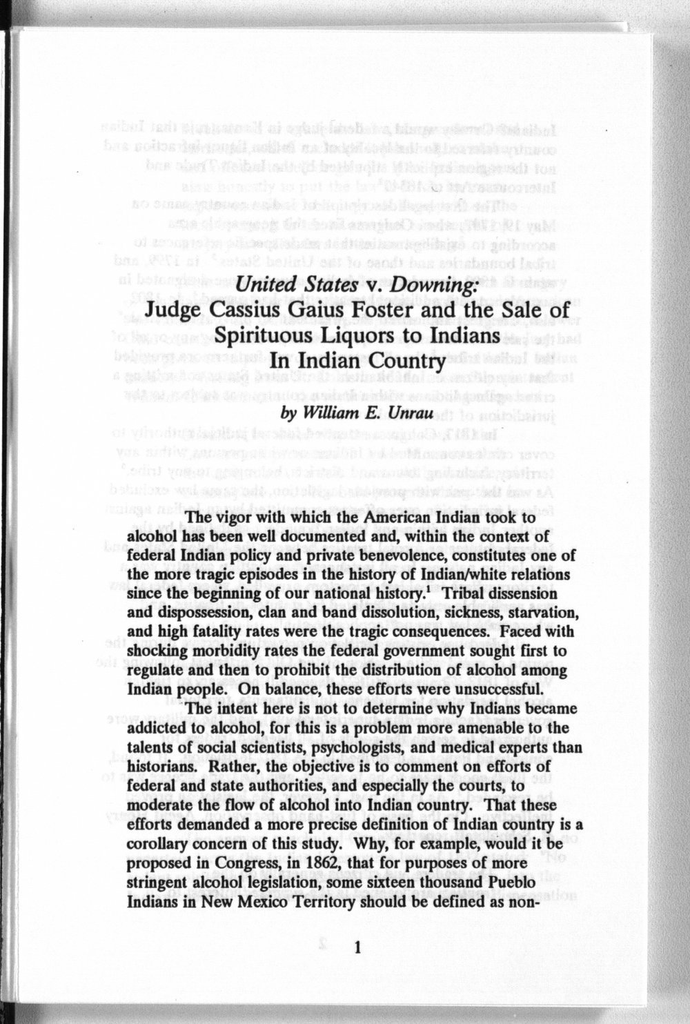 The law and lawyers in Kansas history - 1