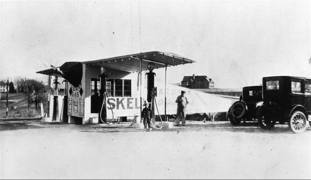 Skelly Station  No.2, Topeka, Kansas