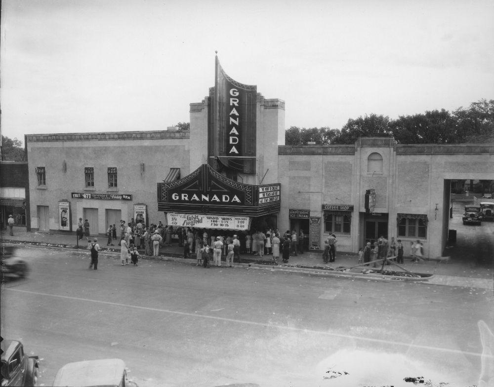 Granada Theater, Lawrence, Kansas