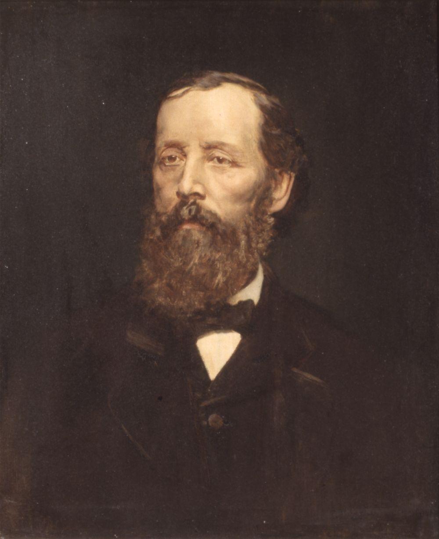 Henry Joseph Adams portrait
