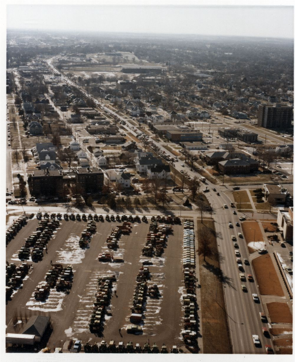 Tractorcade, Topeka, Kansas - 1