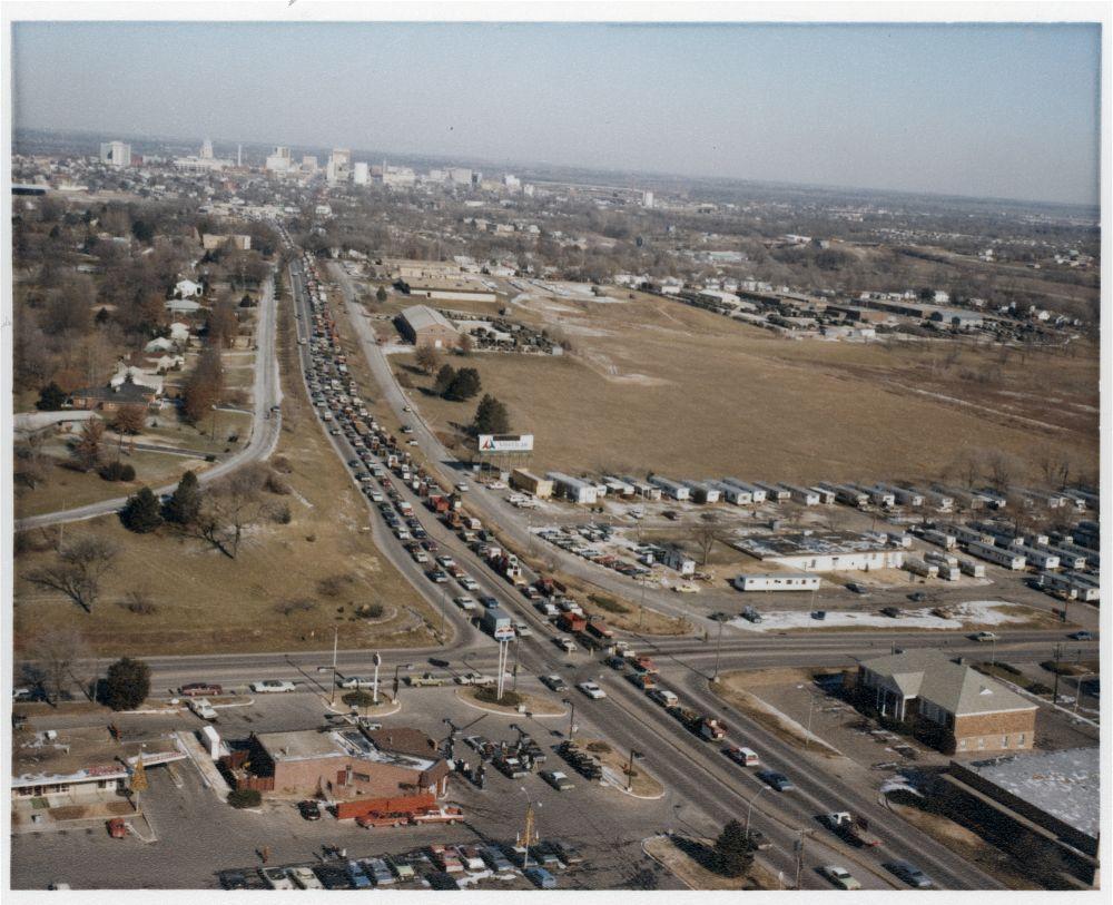Tractorcade, Topeka, Kansas - 2