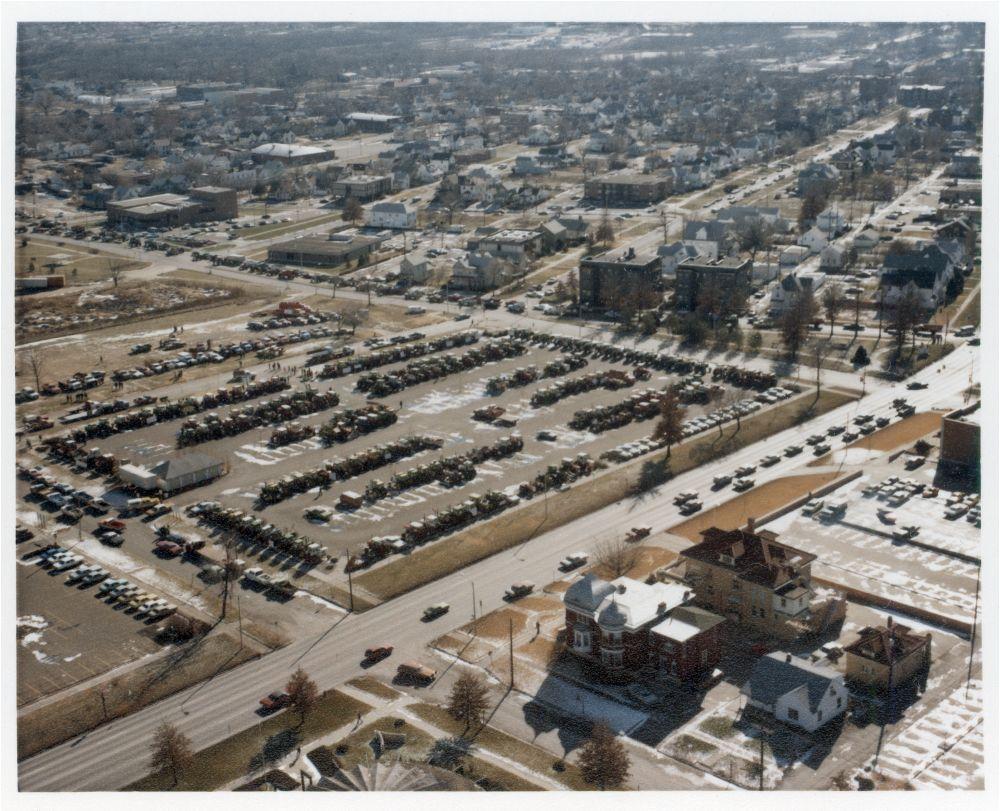 Tractorcade, Topeka, Kansas - 3