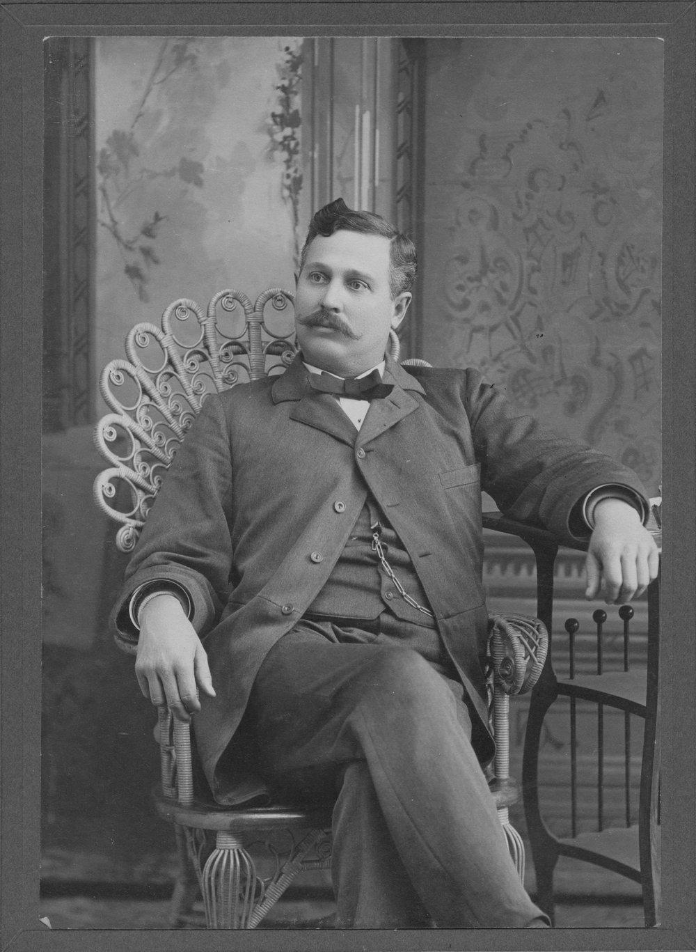 John William Breidenthal