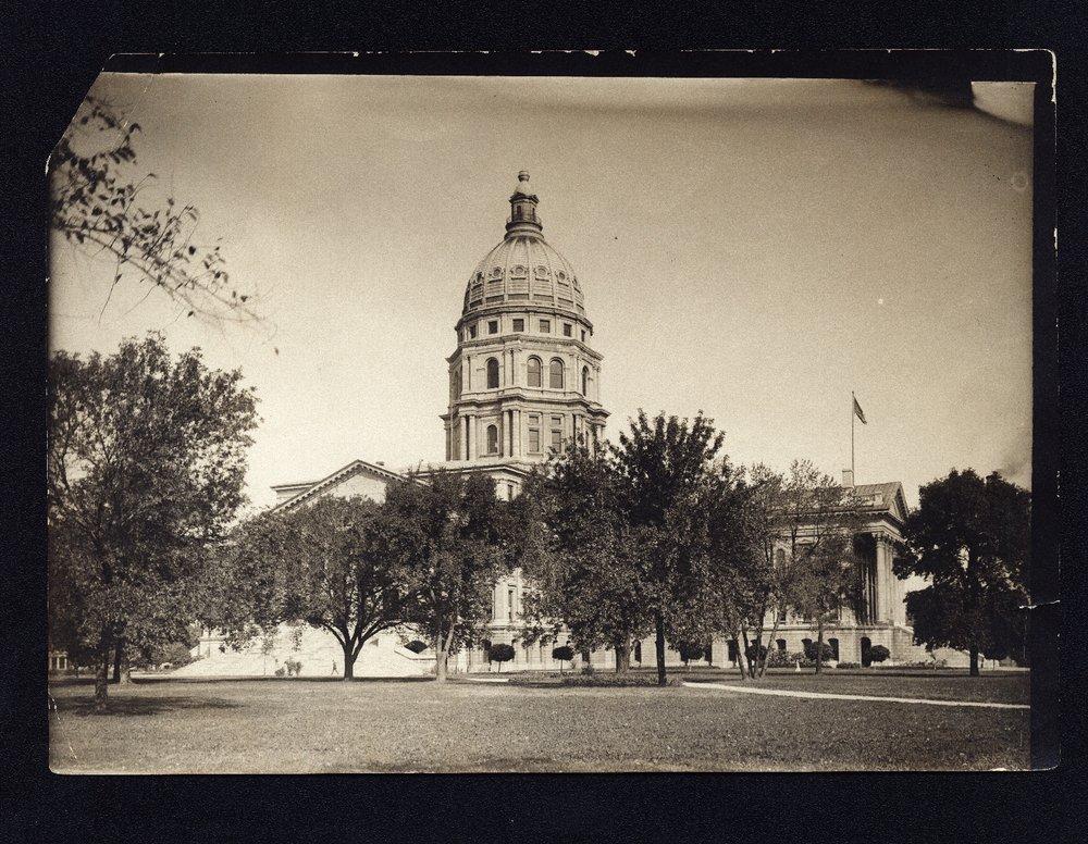 Capitol, Topeka, Kansas