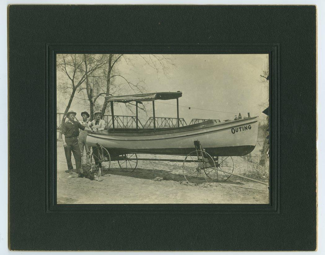 Boating club, Topeka, Kansas