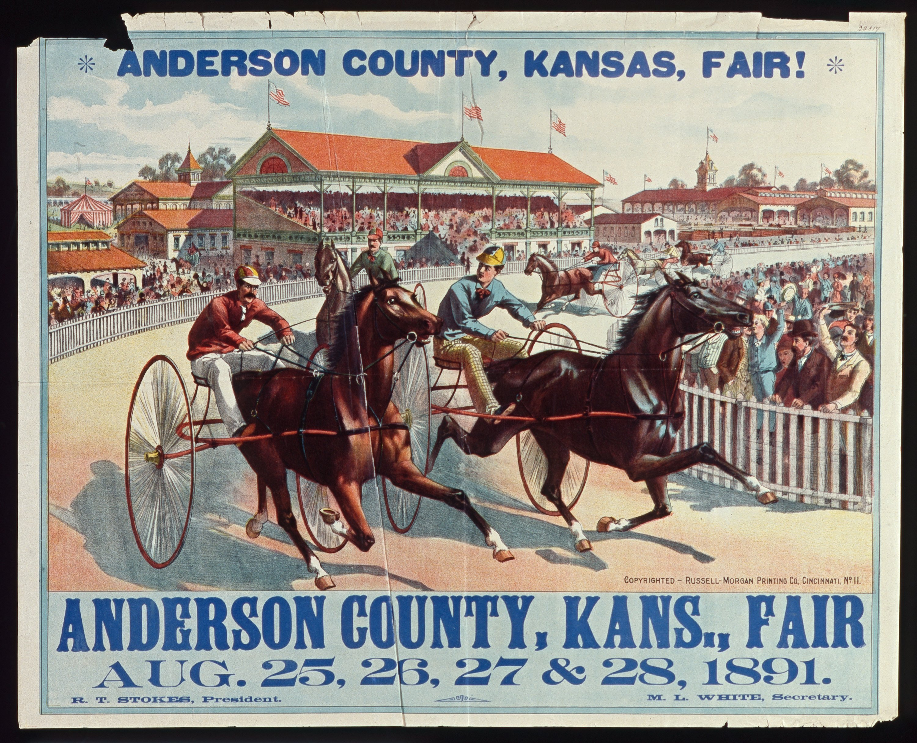 Anderson County, Kansas, fair