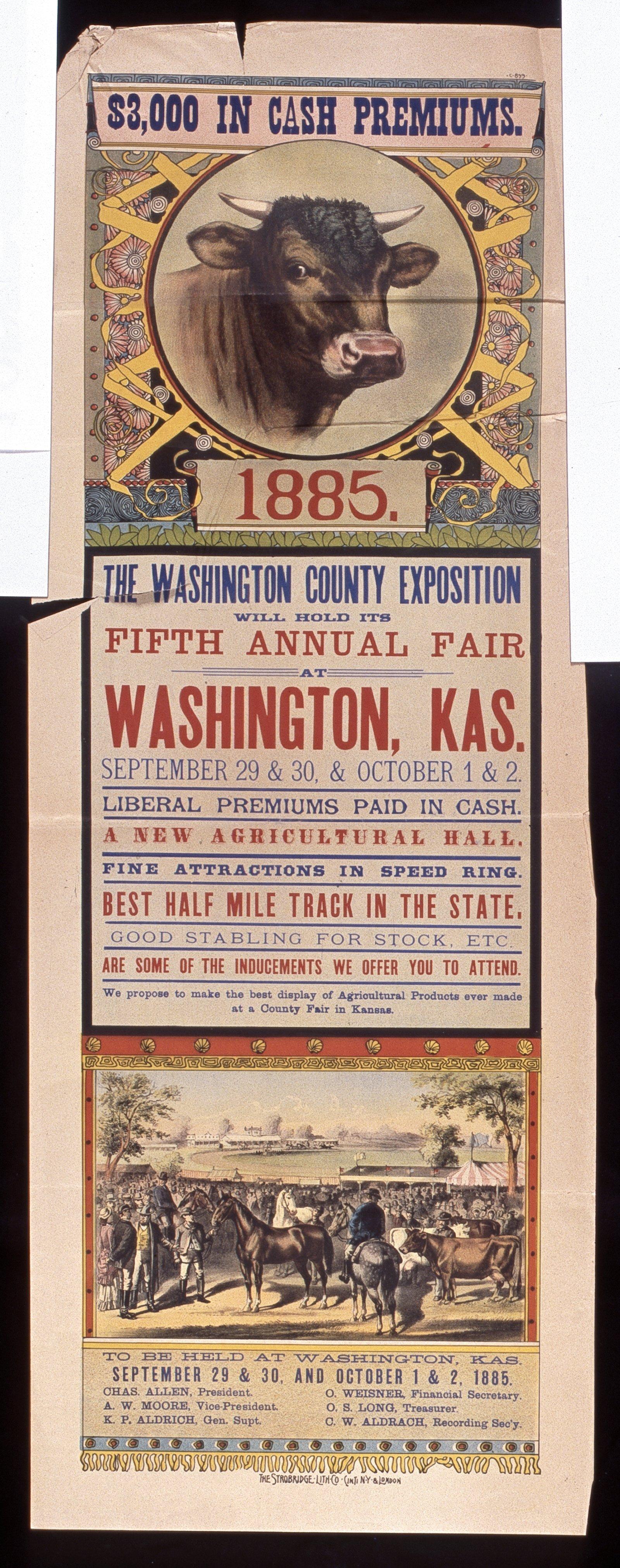 Fifth annual Washington County exposition