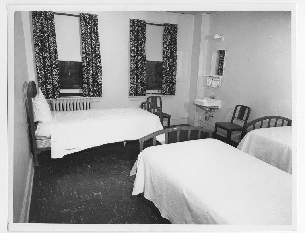 Atchison, Topeka & Santa Fe Railway Company's Fred Harvey Hotel, Waynoka, Oklahoma