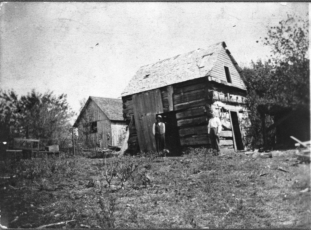 John Rogler cabin