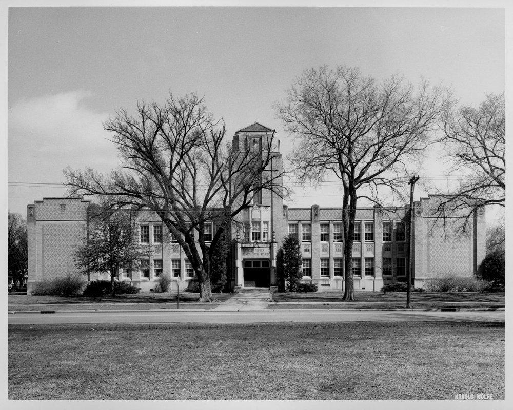 East Topeka Junior High School, Topeka, Kansas