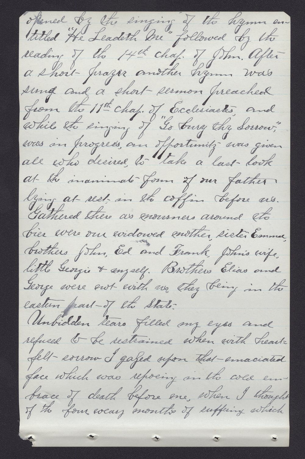 Elam Bartholomew diary - Jan 4, 1881 (2)