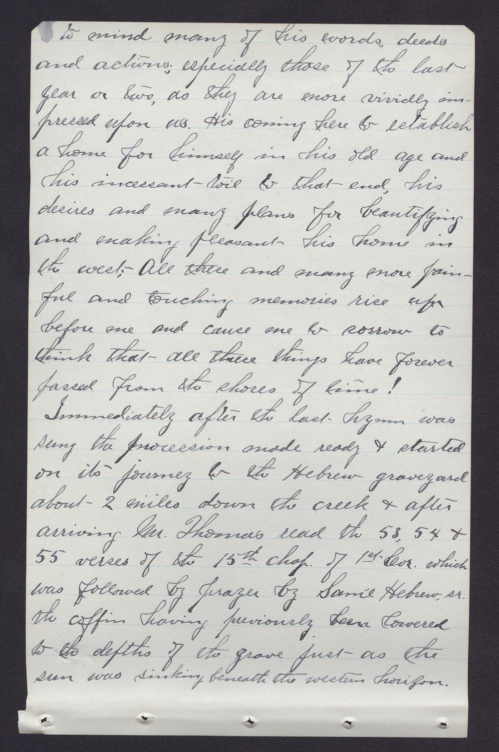 Elam Bartholomew diary - Jan 4, 1881 (4)