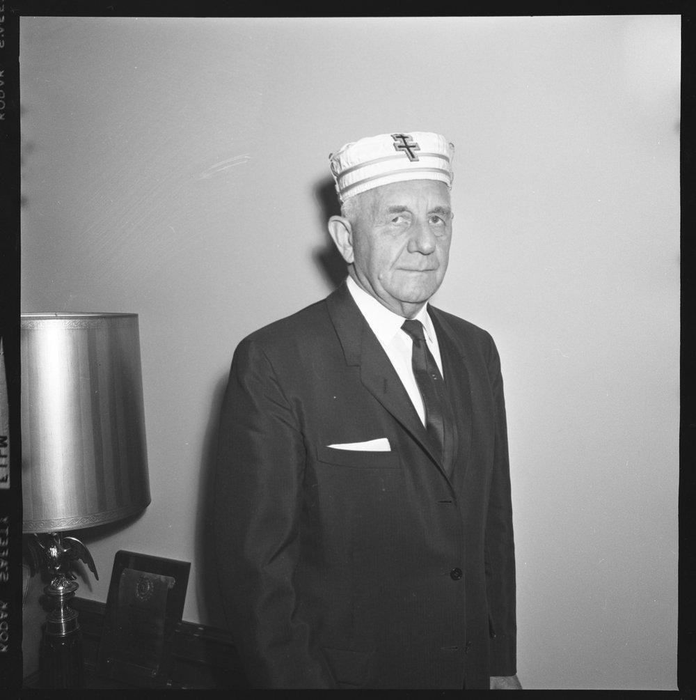 Frank Carlson, United States senator