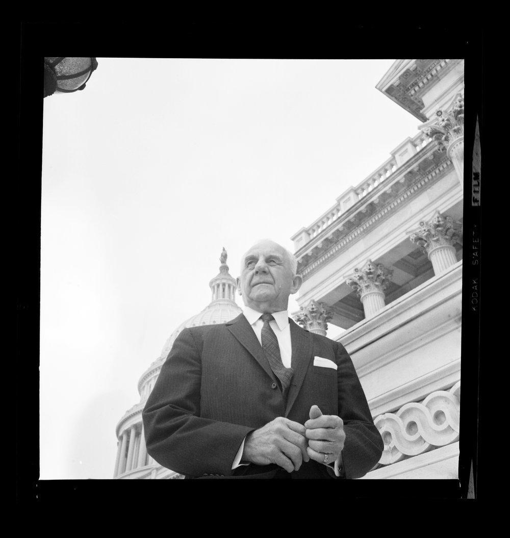 Frank Carlson, United States Senator - 1