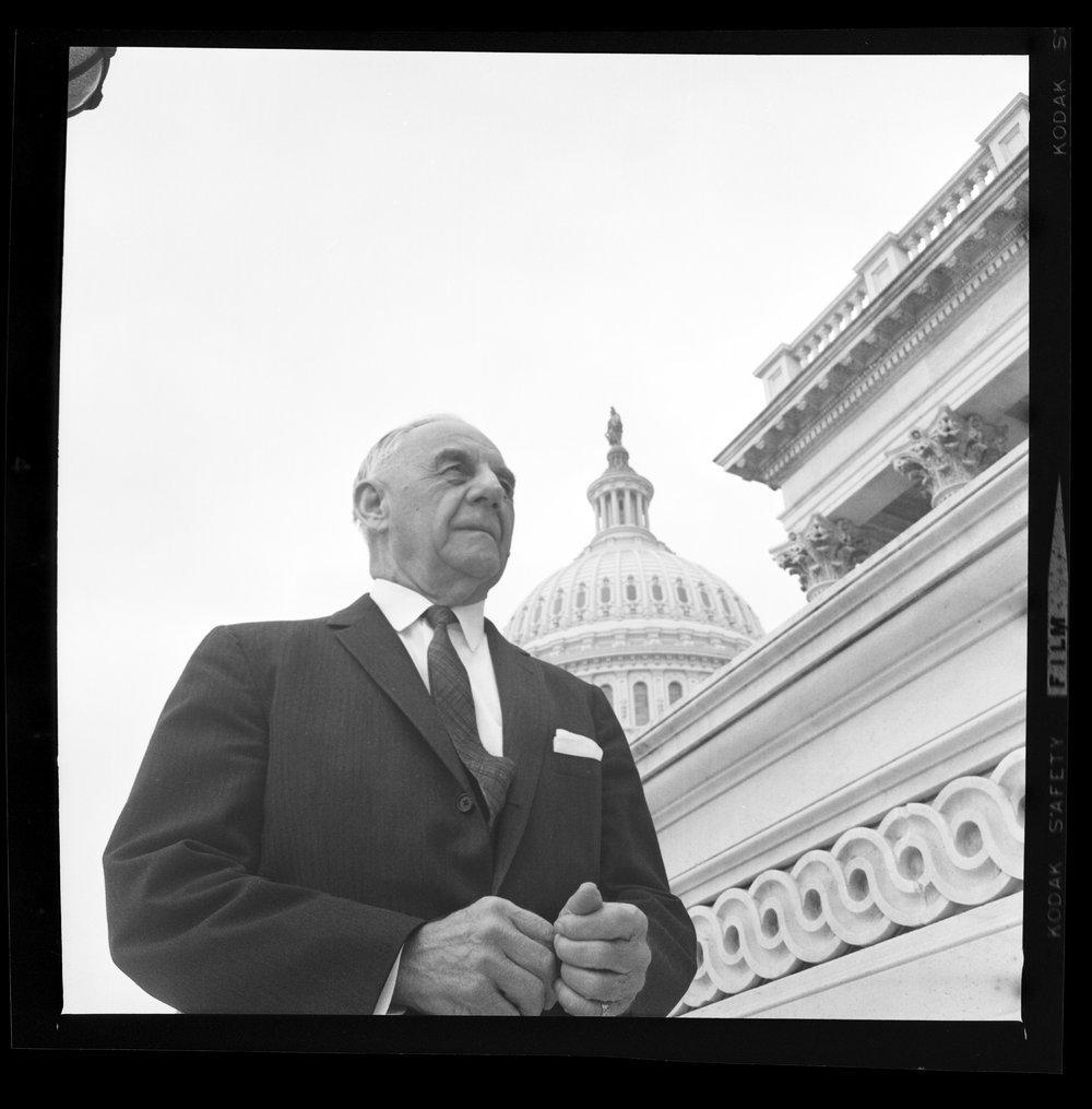 Frank Carlson, United States Senator - 2