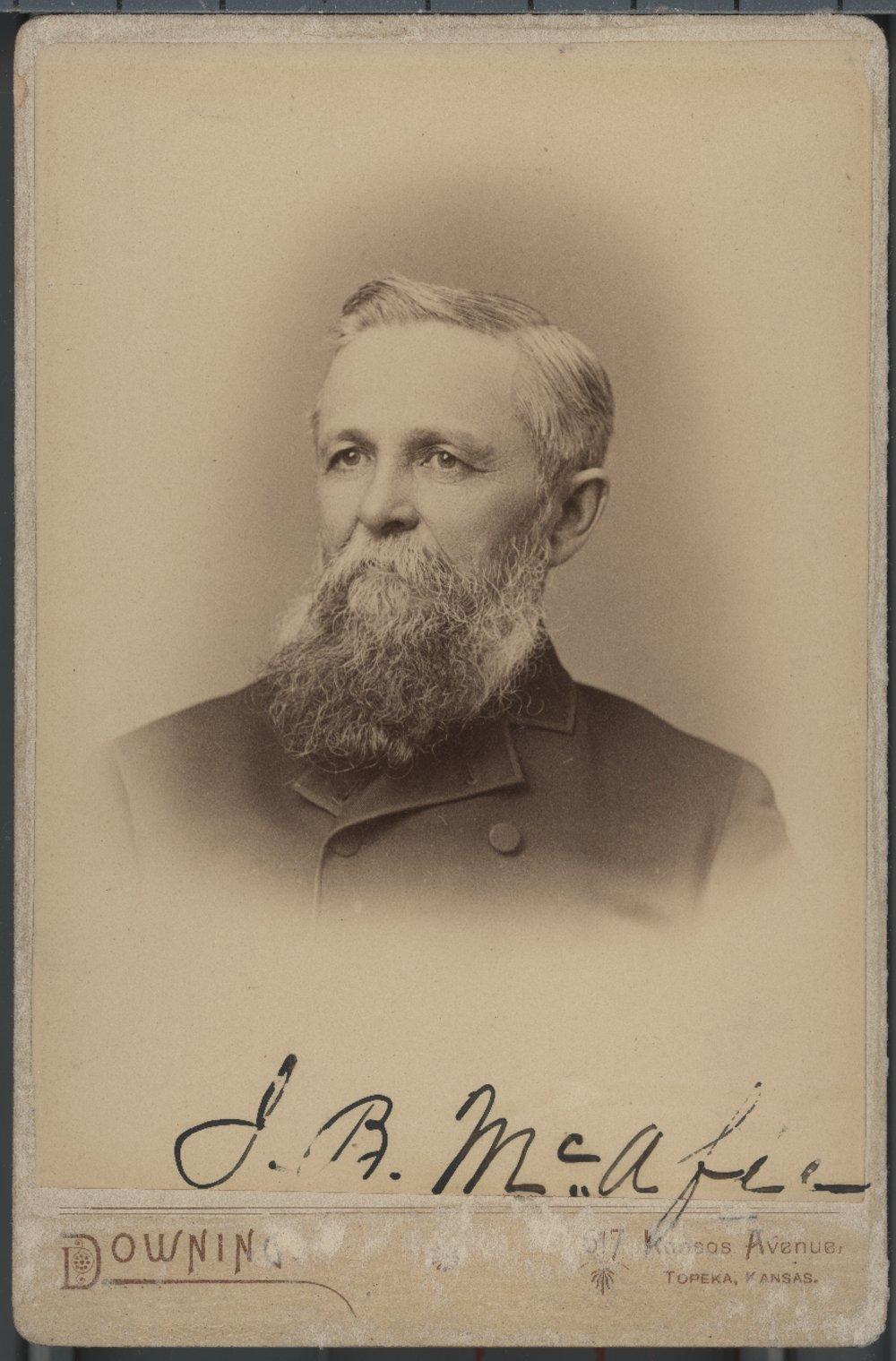 Josiah BreckBill McAfee