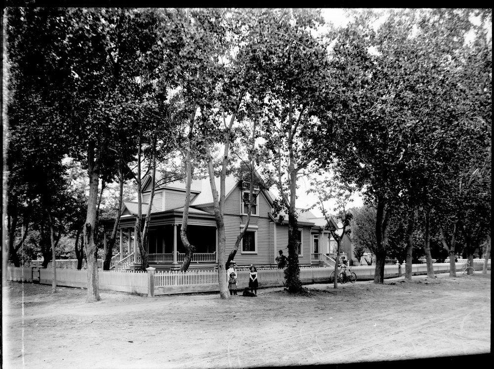 G. T. Inge's residence, Garden City, Finney County, Kansas