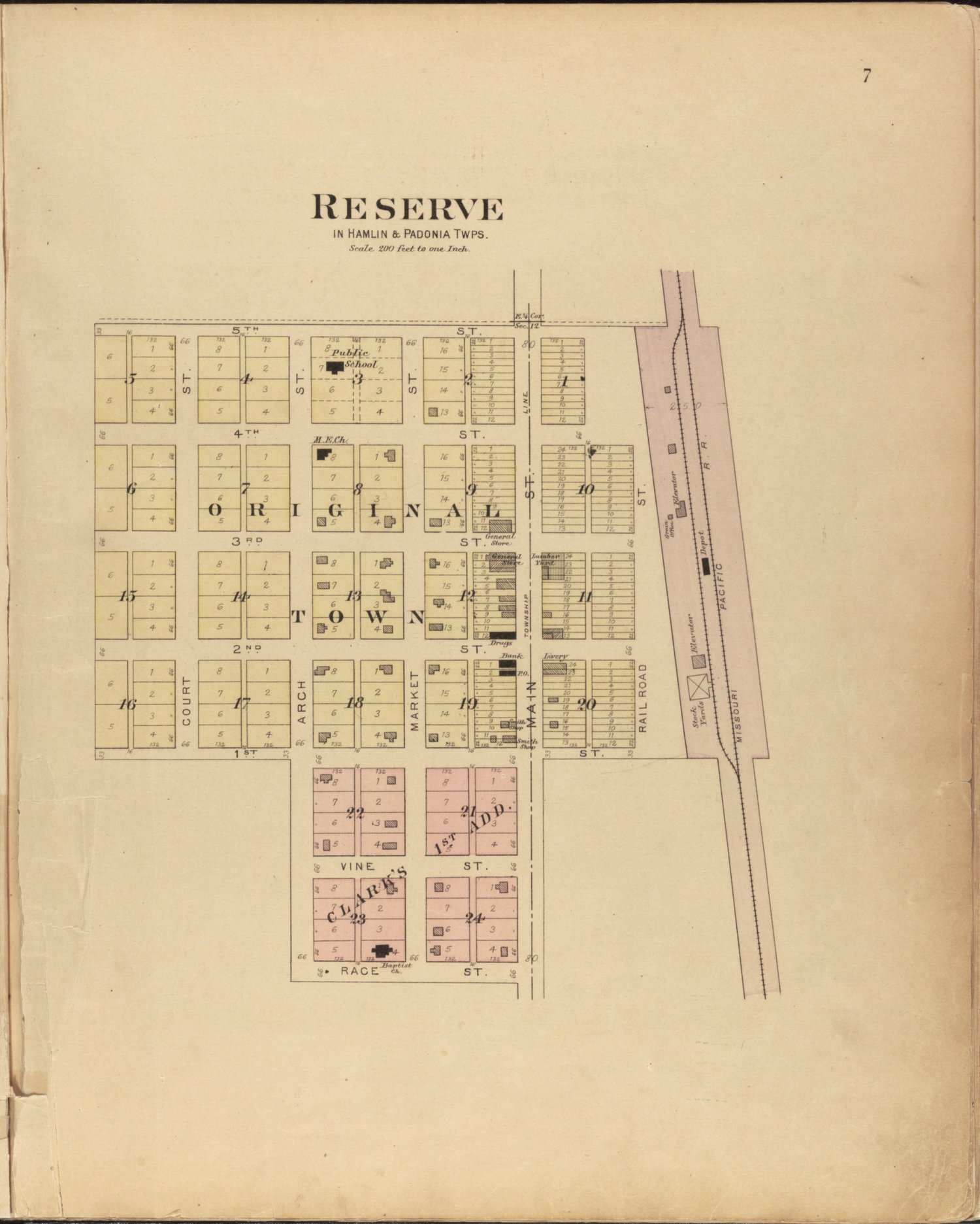 Plat book of Brown County, Kansas - 7