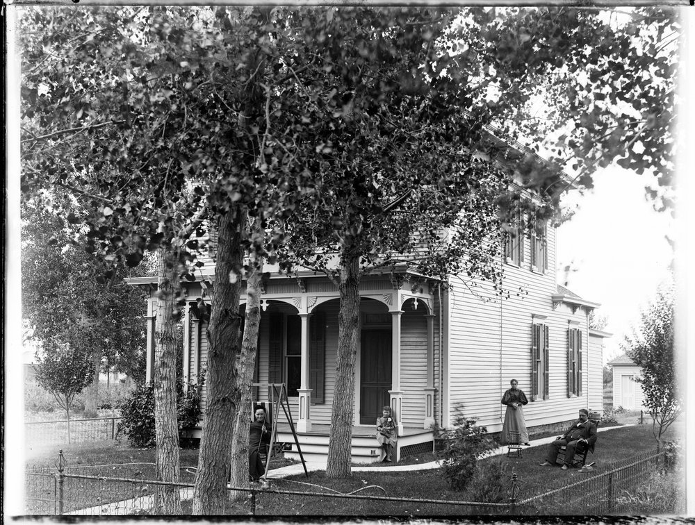 Unidentified residence, Garden City, Finney County, Kansas