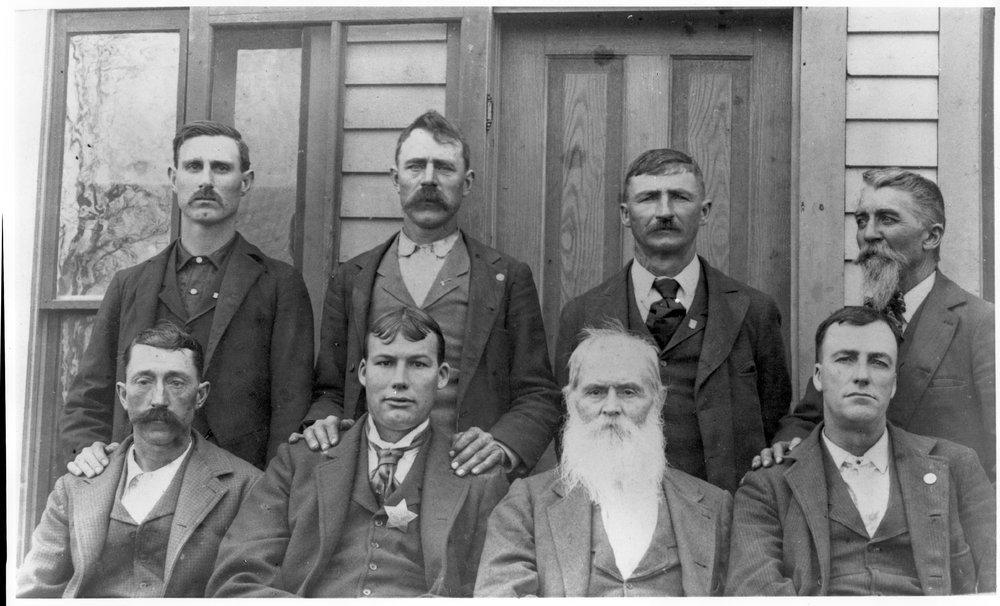 City officials of Linwood, Kansas