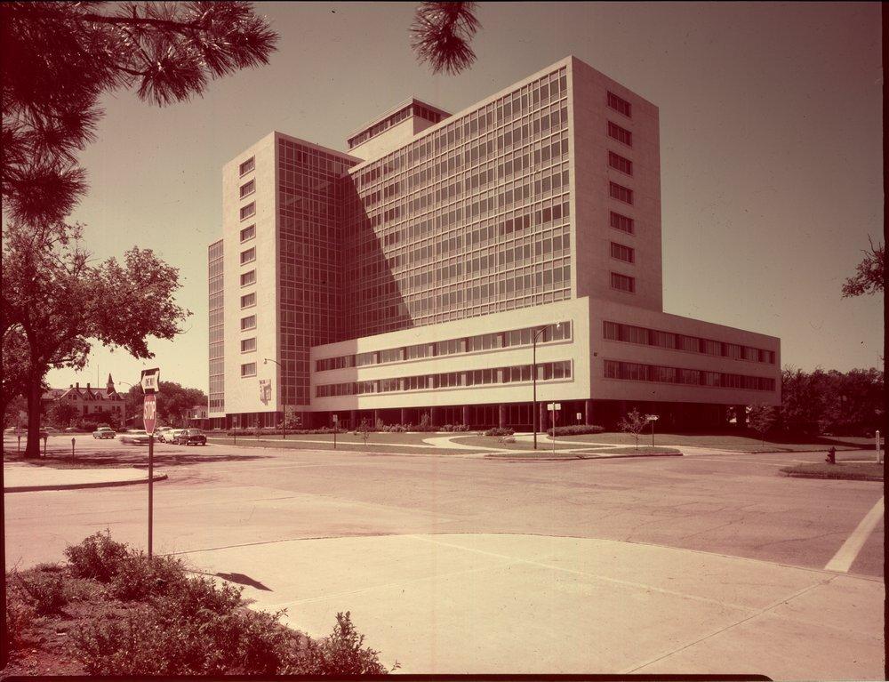 Kansas State Office Building, Topeka, Kansas - 1