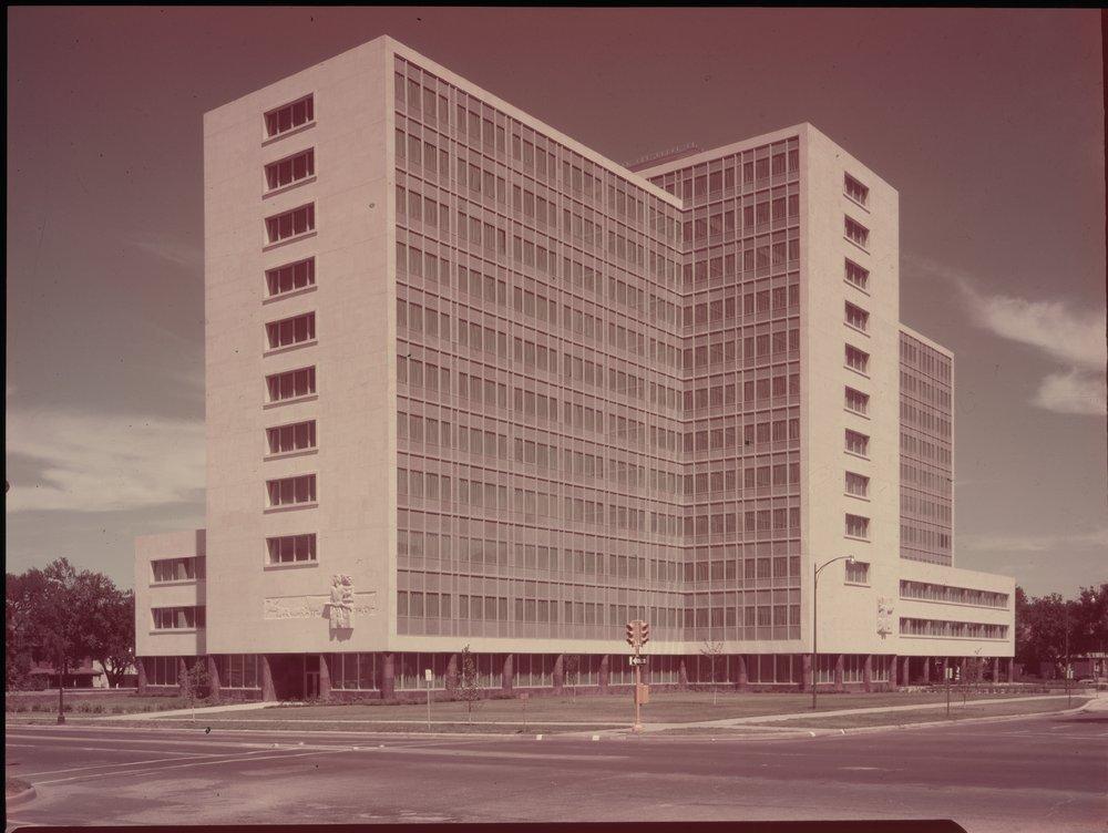 Kansas State Office Building, Topeka, Kansas - 2