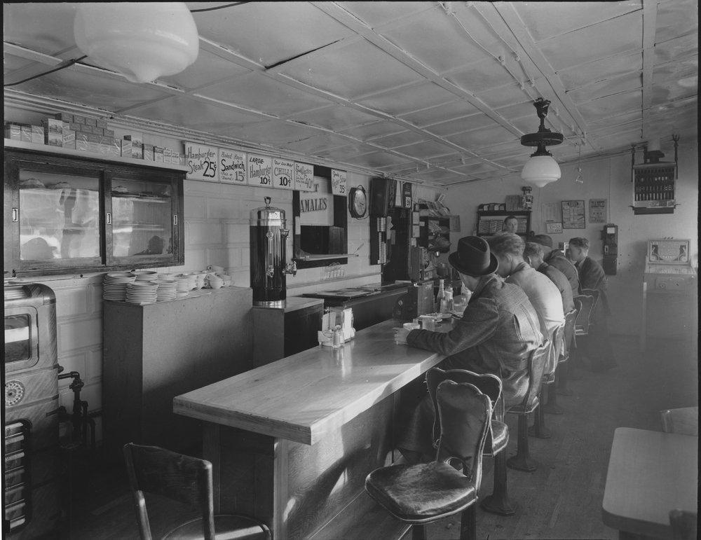 East Side Cafe, Iola, Kansas