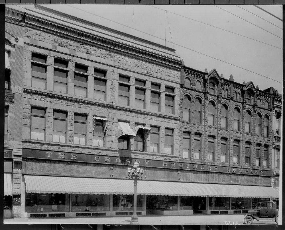 Crosby Brothers Company, Topeka Kansas