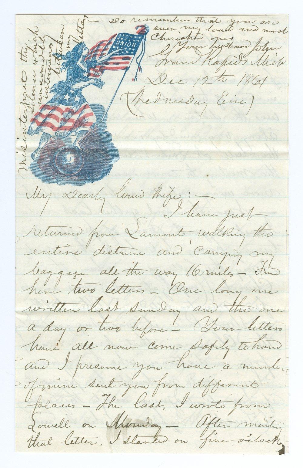 John Brown, Jr. correspondence - 9