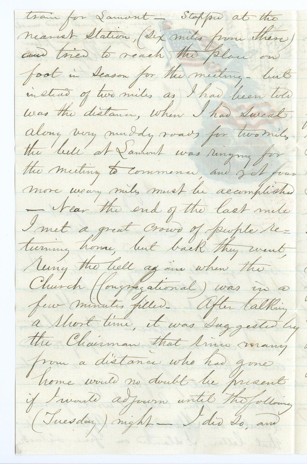 John Brown, Jr. correspondence - 10